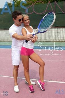 ALSScan Lutro & Vinna Reed - Singles Cover