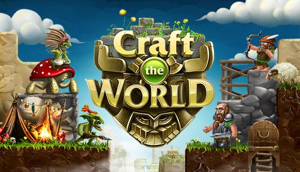 download Craft.The.World-GOG
