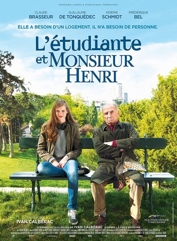 L'Etudiante et Monsieur Henri 2015 [FRENCH] [BDRiP]