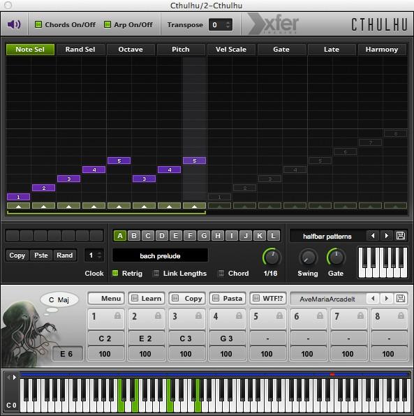 download Xfer.Records.Cthulhu.v1.1.1b-DVT