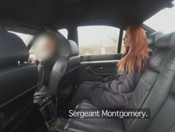 Ella Hughes - Farm Girl Fucks Policemans Big Cock - 08.02.2016 Cover