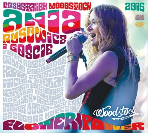 Ania Rusowicz i Goście - Przystanek Woodstock 2015 (2015) DVD9