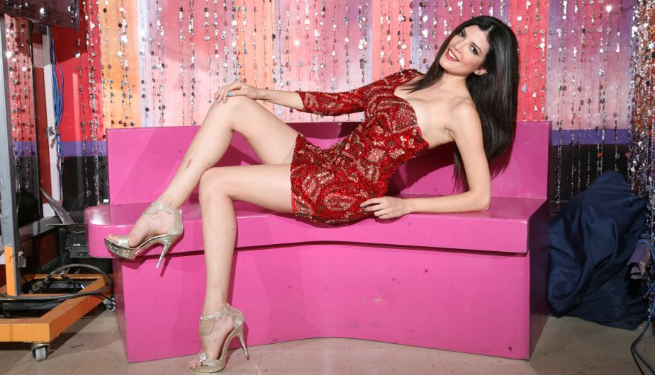 nicole faveron, semifinalista de miss  universe 2012. 6c6znlcc