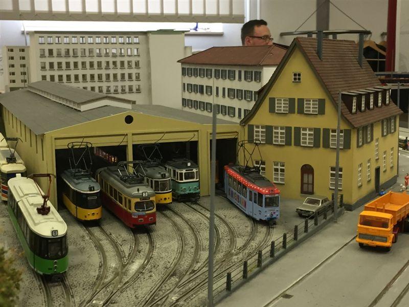 Jans modellstra enbahnseiten thema anzeigen tlrs for Depot feuerbach