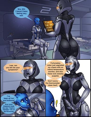Shia - Ass in Effect (Mass Effect)