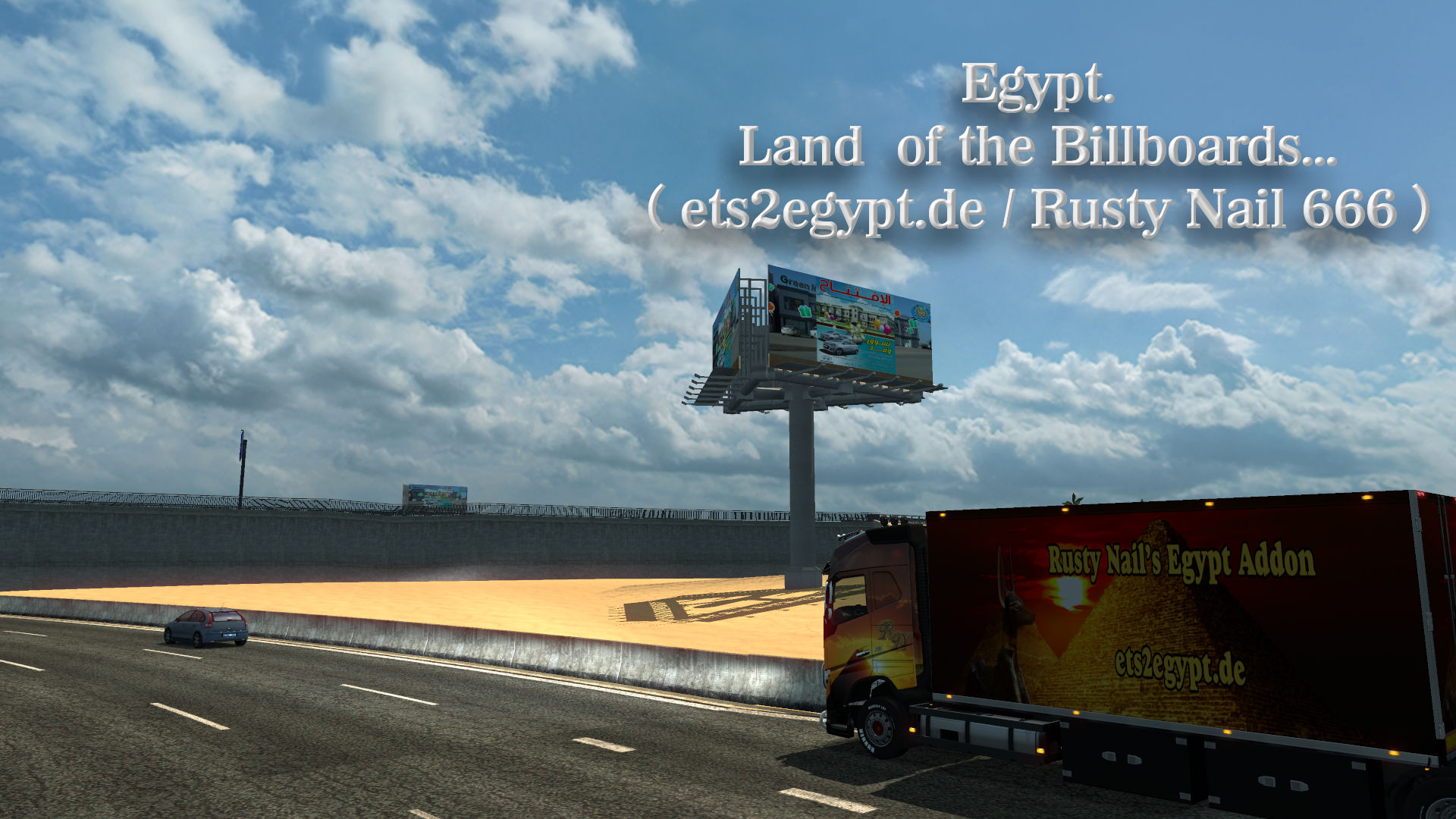 Egypt Addon Version 2 0 WIP Thread - ProMods