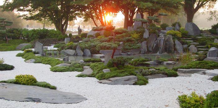 Japanischer Garten Ha4lozao