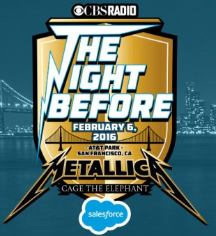 Metallica-The Night Before Super Bowl 2016 720p WebHD-iND