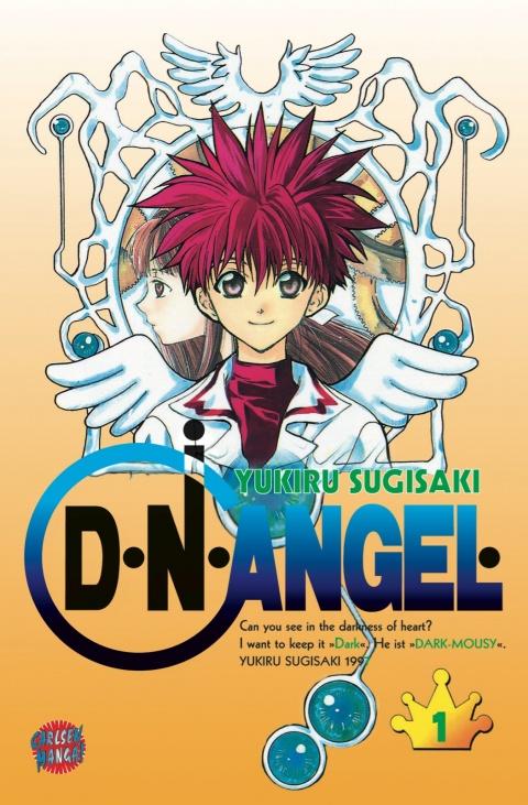 D.N. Angel C4ks7wc3