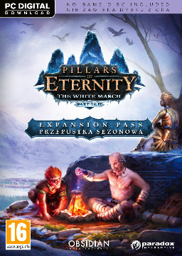 download Pillars of Eternity The White March Part II-CODEX