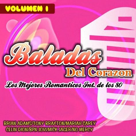 az4okkze - VA - Baladas Del Corazon (Ingles) - Volumen 1
