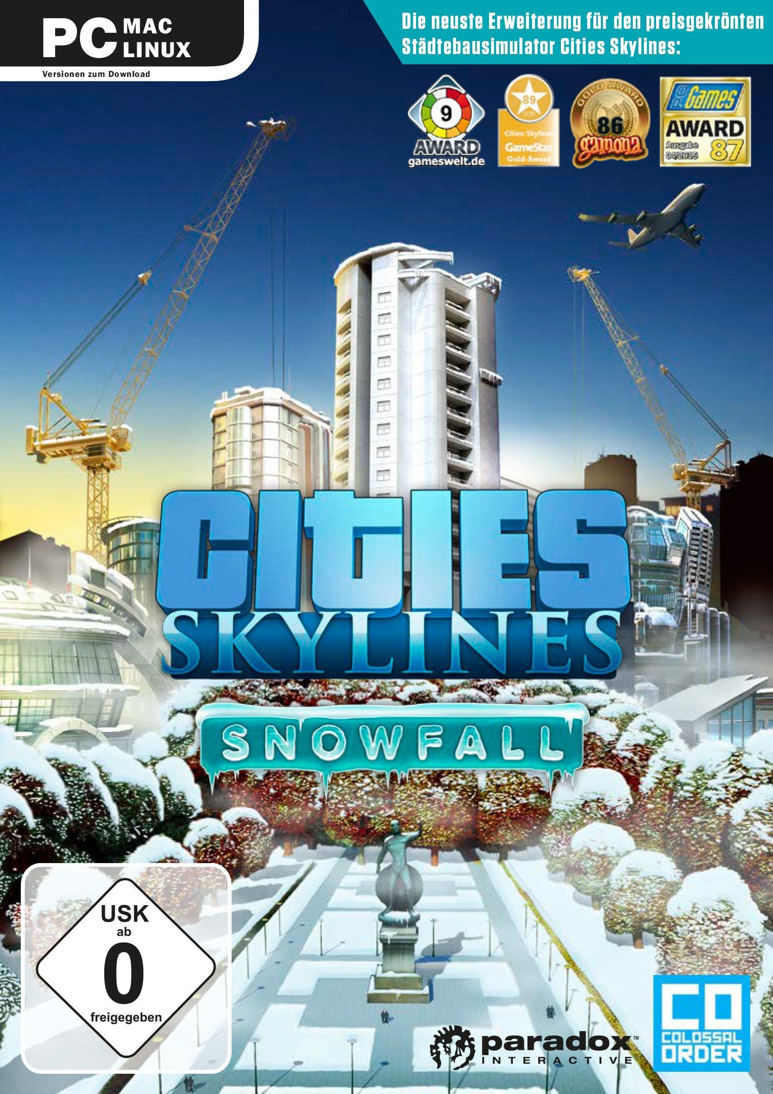 Cities Skylines Snowfall – CODEX