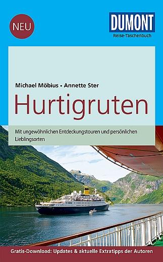 Dumont - Reise-Taschenbuch - Hurtigruten