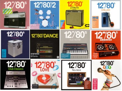 12''/80s - Collection (36 CDs) (2005-2014)