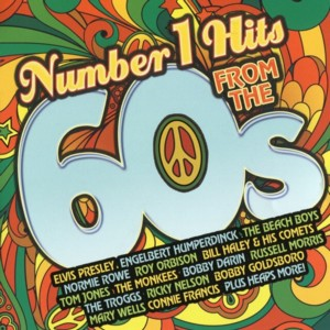 Number 1 Hits From The 60s (2CD) (2016)