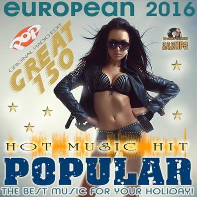 Great 150: Euro Popular (2016)