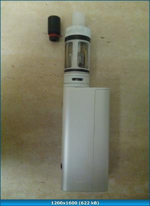 Продам красивый сет - Evic VTC Mini + Subtank Mini, оба белые-белые)) 662