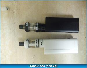 Продам красивый сет - Evic VTC Mini + Subtank Mini, оба белые-белые)) 808