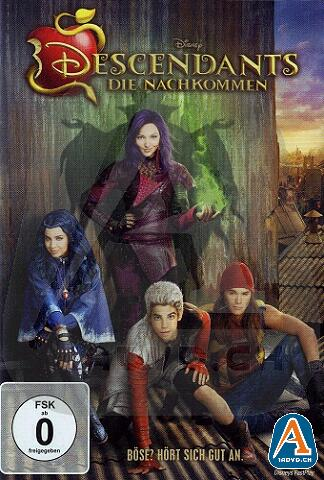 [Family] Descendants Die Nachkommen 2015 German Synced DVDRip x264 - UGL - myGully.com