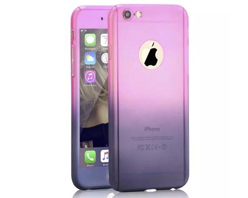 apple iphone 6s 6 plus 5s se full cover 360 schutz h lle. Black Bedroom Furniture Sets. Home Design Ideas
