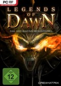 Legends Of Dawn Deutsche  Texte, Untertitel, Menüs Cover