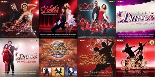 Let's Dance - Collection (19 CDs) (2006-2015)