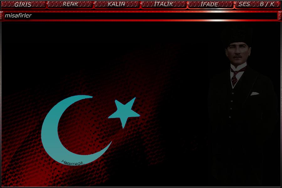 Ataturk Ve Turk Bayragi Bayrak Ve Ataturk Konulu Radyo