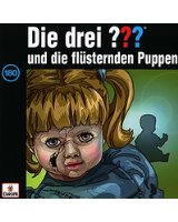 Die Drei Fragezeichen-F180 Und Die Fluesternden Puppen