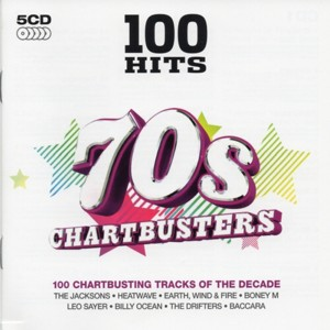 100 Hits - 70s Chartbusters (5CD)