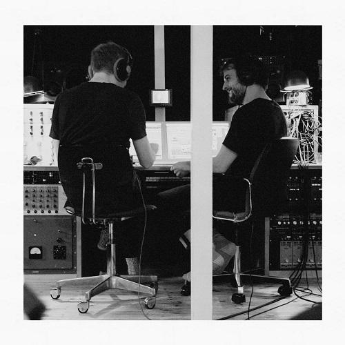 Nils Frahm & Ólafur Arnalds - Trance Frendz (2016)