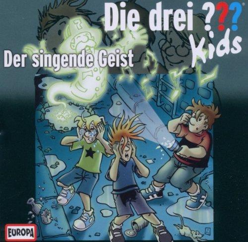 Die Drei Fragezeichen Kids-F49 Der Singende Geist