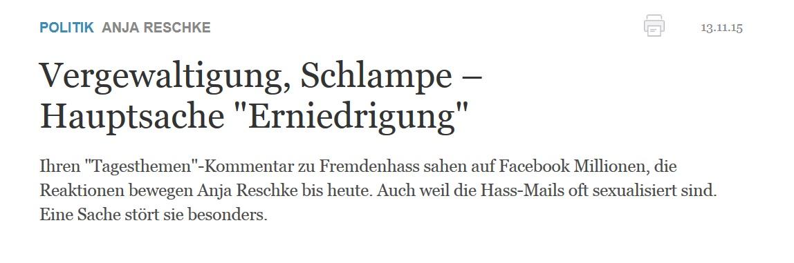 http://www.welt.de/politik/deutschland/article148799467/Vergewaltigung-Schlampe-Hauptsache-Erniedrigung.html