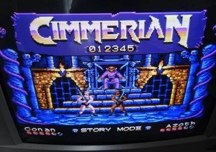 cimmerian master system