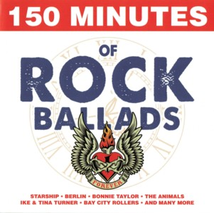 150 Minutes of Rock Ballads (2CD) (2014)