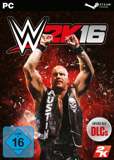 WWE 2K16 – CODEX