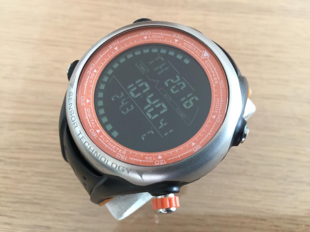 digi tech 1 ld1868 digital armbanduhr mit altimeter. Black Bedroom Furniture Sets. Home Design Ideas