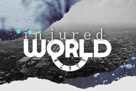Injured world 9ygrloqa