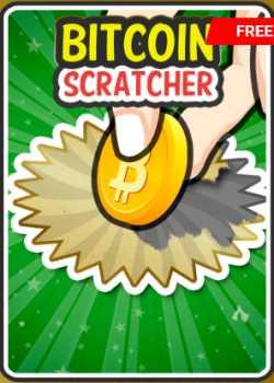 bitcoin scratcher)