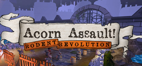 Acorn Assault Rodent Revolution RiP - Alias