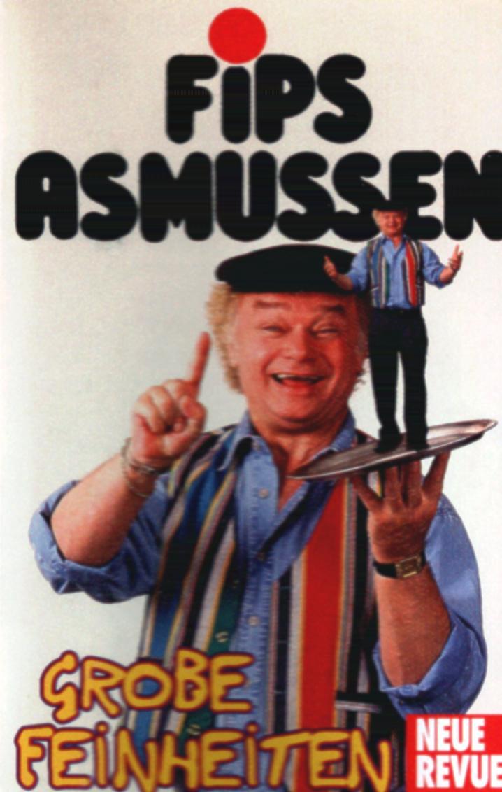 Fips Asmussen 18 Kasetten