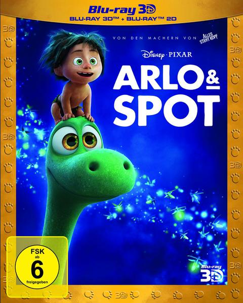 Cvdos257 in Arlo und Spot 2015 3D HOU German DL 1080p BluRay x264