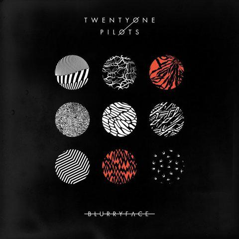 Twenty One Pilots - Blurryface (2015)