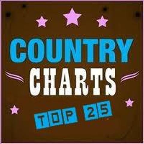 Us Billboard Country Charts Top-25 vom 19.03.2016