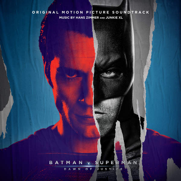 Hans Zimmer & Junkie XL - Batman v Superman: Dawn of Justice (OST) (2016)