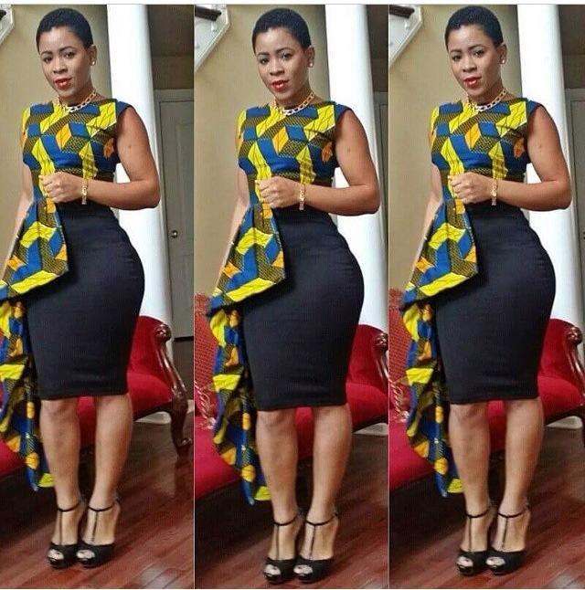 Ankara Styles And Fashion In Nigeria Fashion Qe