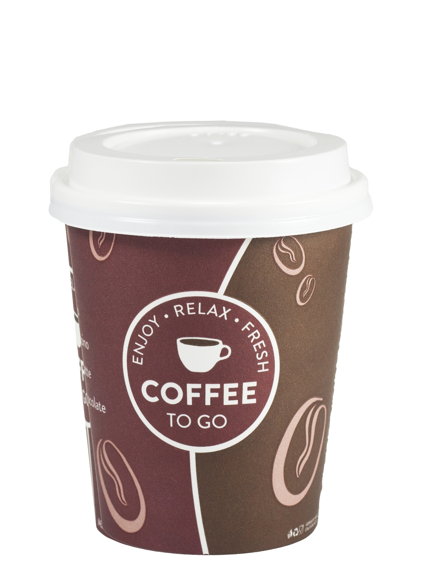 100 hartpapier coffee to go becher 0 2 0 3 0 4 pappbecher for Coffee to go