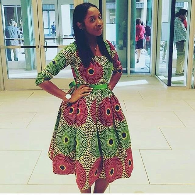 African Short Gown Styles African /Nigerian | Fashion Qe