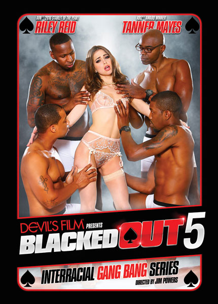 Devils Film - Blacked Out 5 (SD, 480p, Split Scenes) 2016