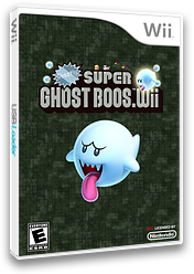 download Ghostly Super Ghost Boos Wii NTSC [WBFS]