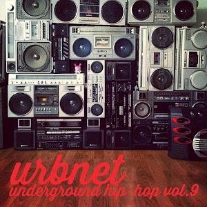 Va-Urbnet Underground Hip Hop Vol.9-2016-Ftd